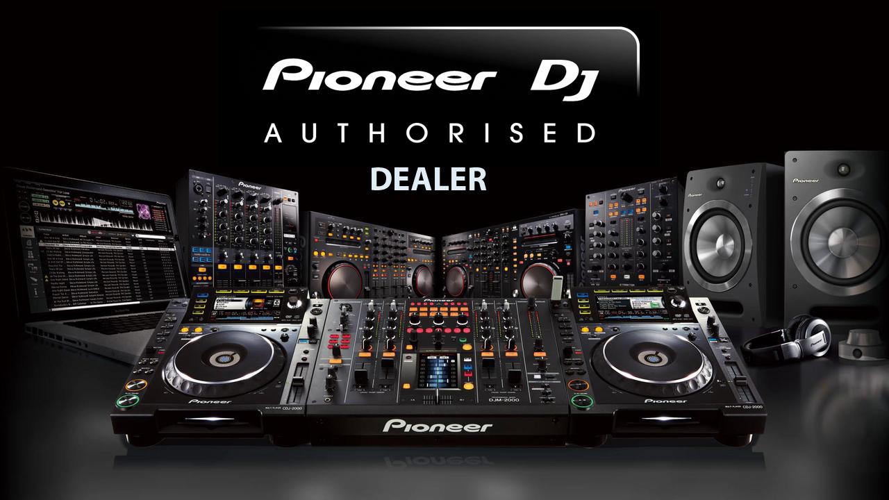 Autoriseret forhandler af Pioneer DJ udstyr i Århus