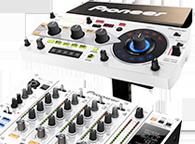 DJ utstyr