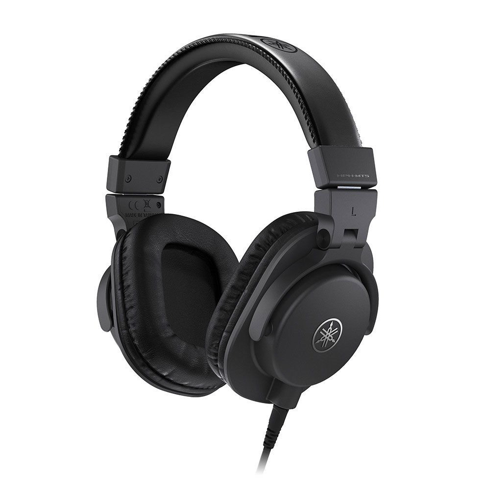 Yamaha HPH-MT5 Studio Headphone, Black