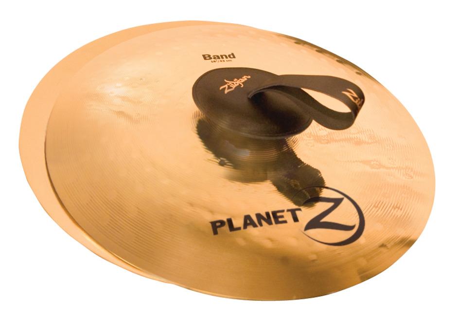 "Zildjian 14"" Planet Z Band - Pair Orkesterbækkener"