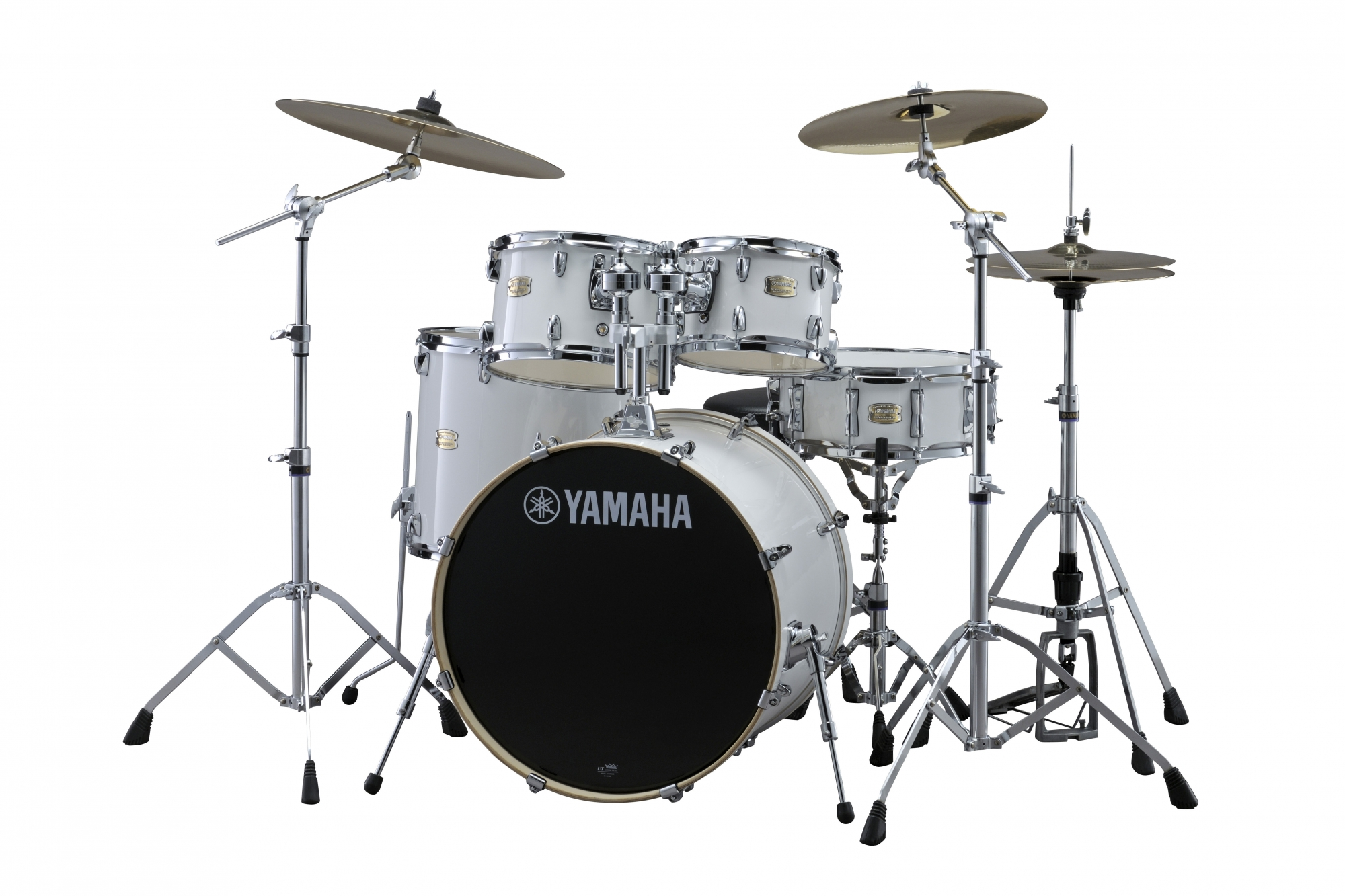 Yamaha Stage Custom Birch Standard Trommesæt Pure White