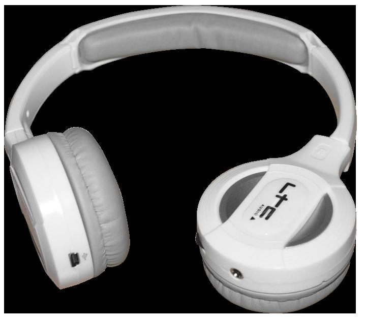 Image of   LTC HDJ100BT-WH Hovedtelefon