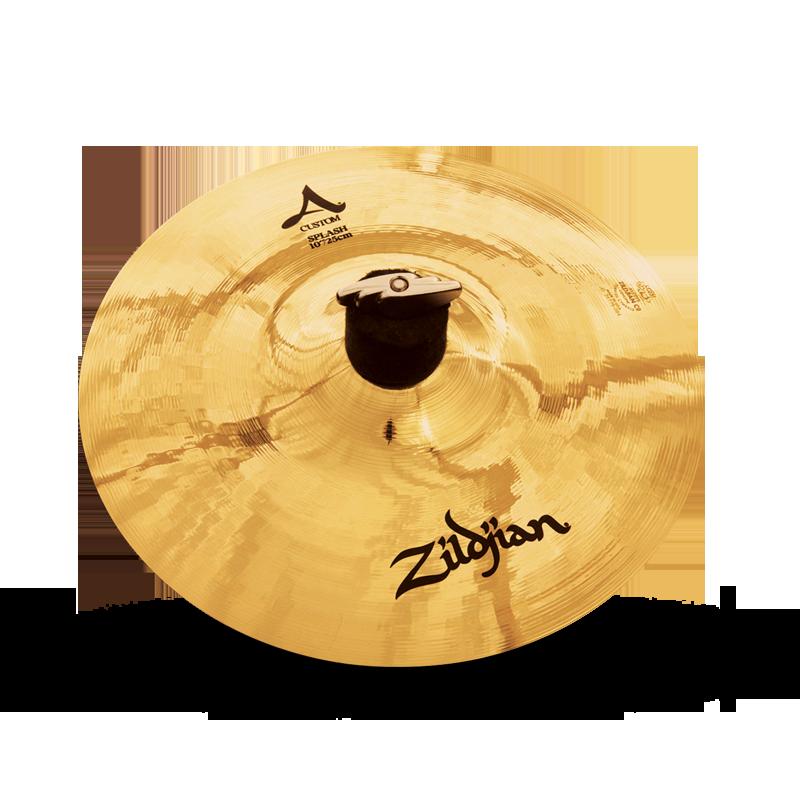 "Image of   Zildjian 10"" A Custom Splashbækken"