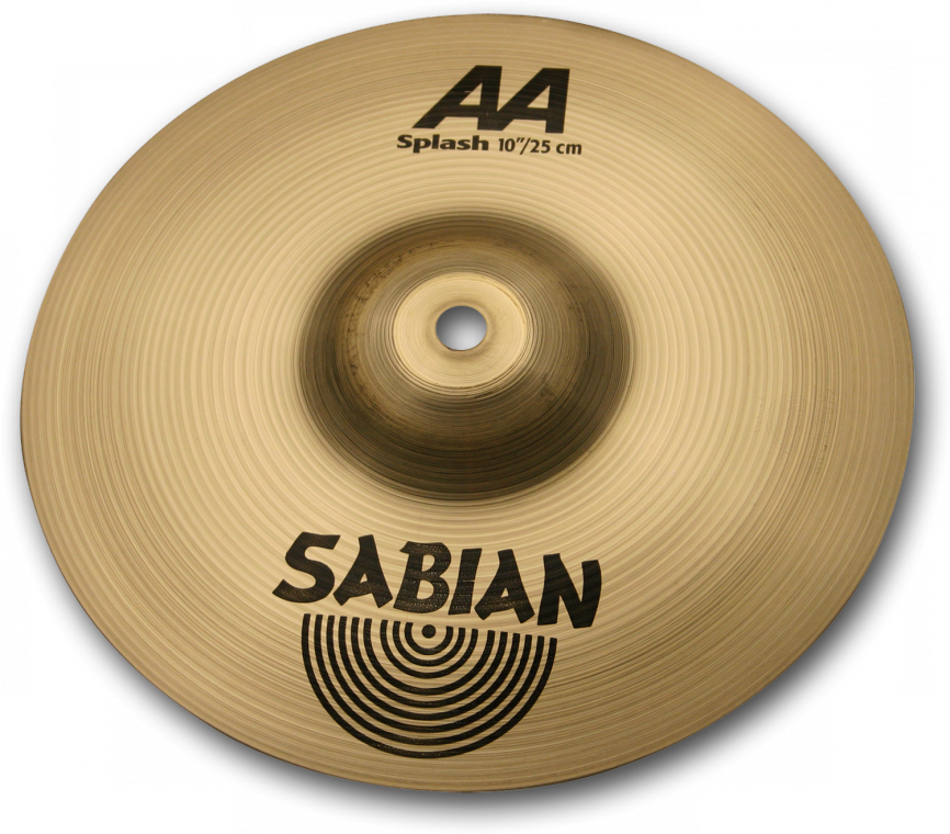 "Image of   SABIAN 10"" AA Splash Brilliant Finish"
