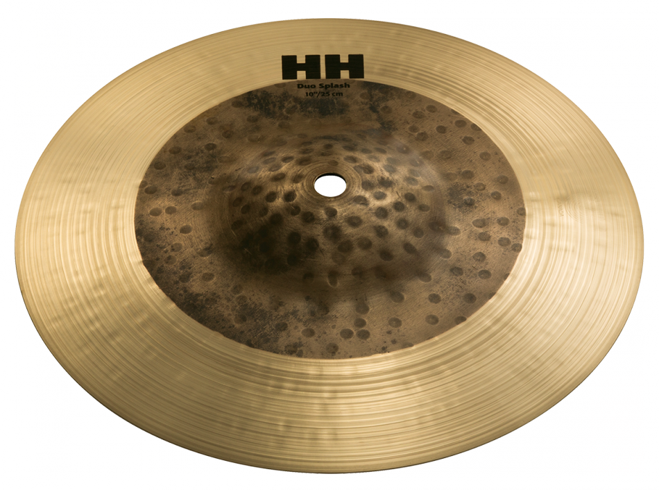 "Image of   SABIAN 10"" HH Duo Splash"