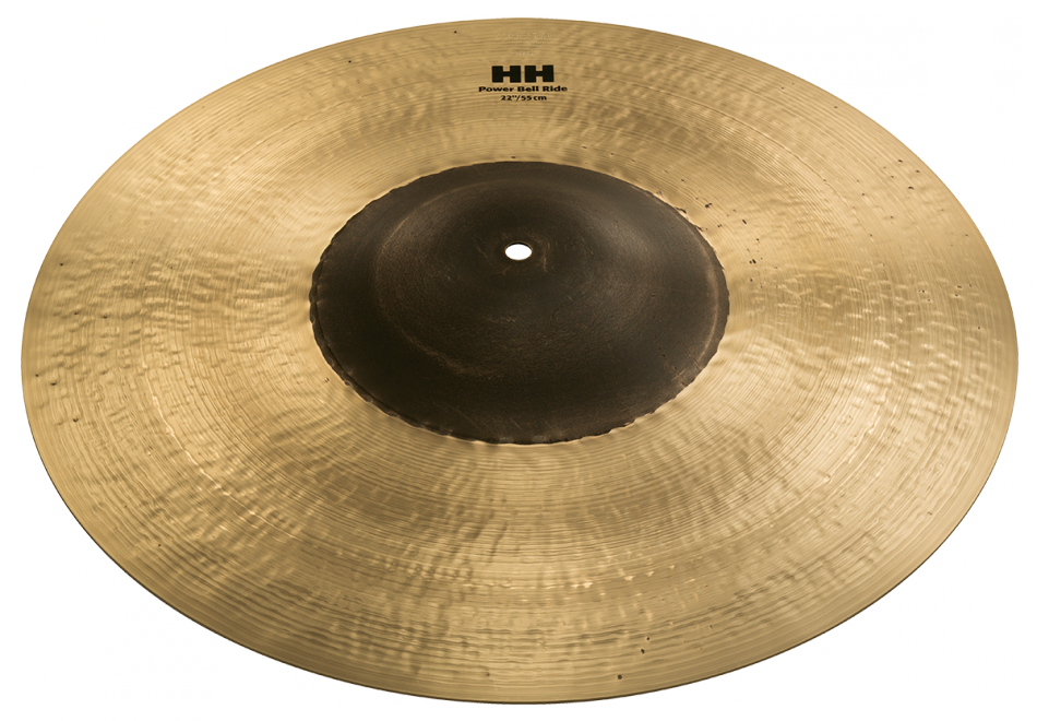 "Image of   Sabian 22"" HH Power Bell Ride Brilliant"