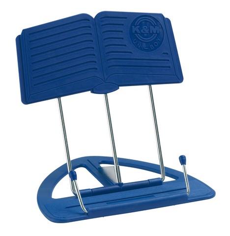 Image of   K&M nodestativ blå, kasse med 12 stk
