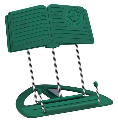 Image of   K&M nodestativ grøn, kasse med 12 stk