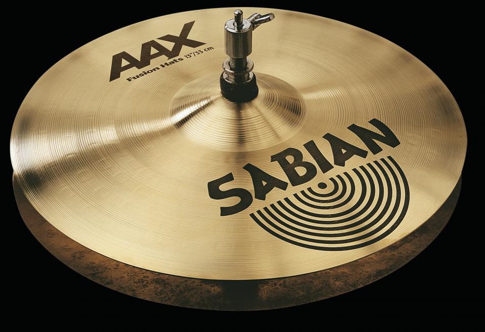 """Sabian 13"""" AAX Fusion Hi-hat"""