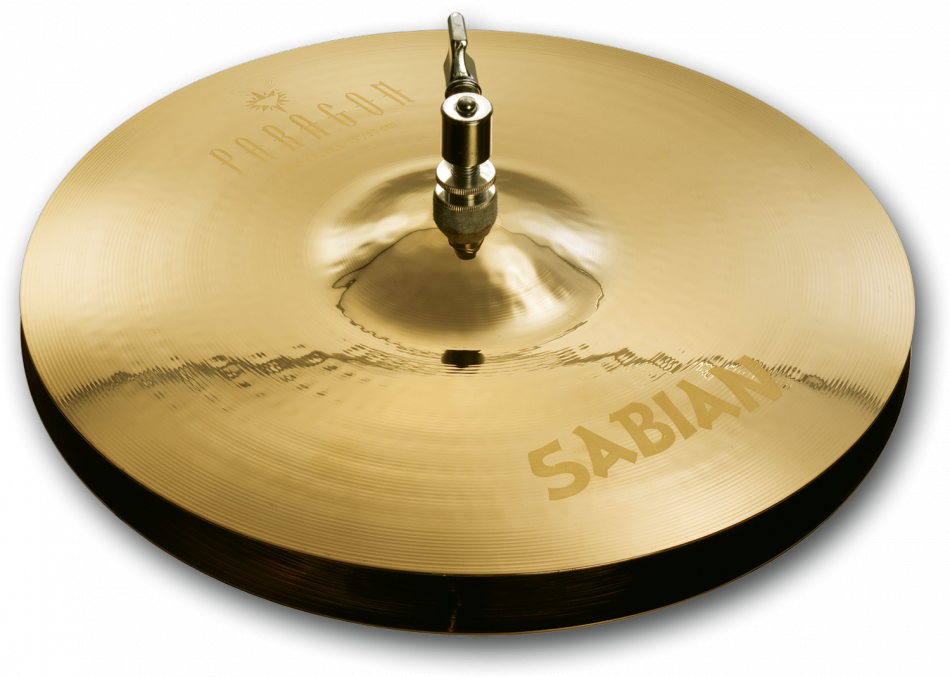 "Image of   Sabian 13"" Paragon Hi-hat (Brilliant Finish)"