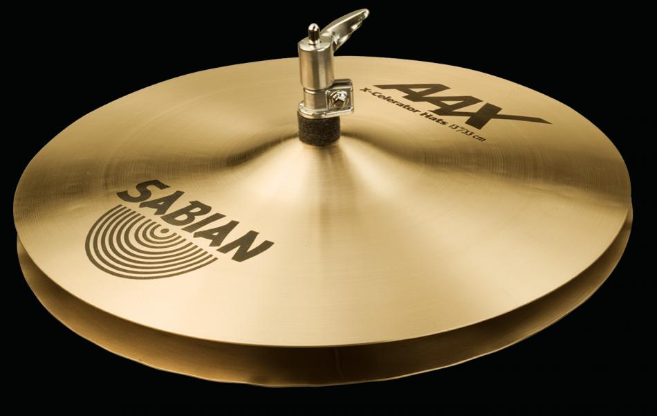 "Sabian 13"" AAX X-Celerator Hi-hat"