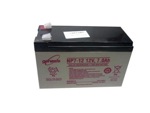 Billede af Batteri 12V/7000mAh til Omnitronic MES-12BT2