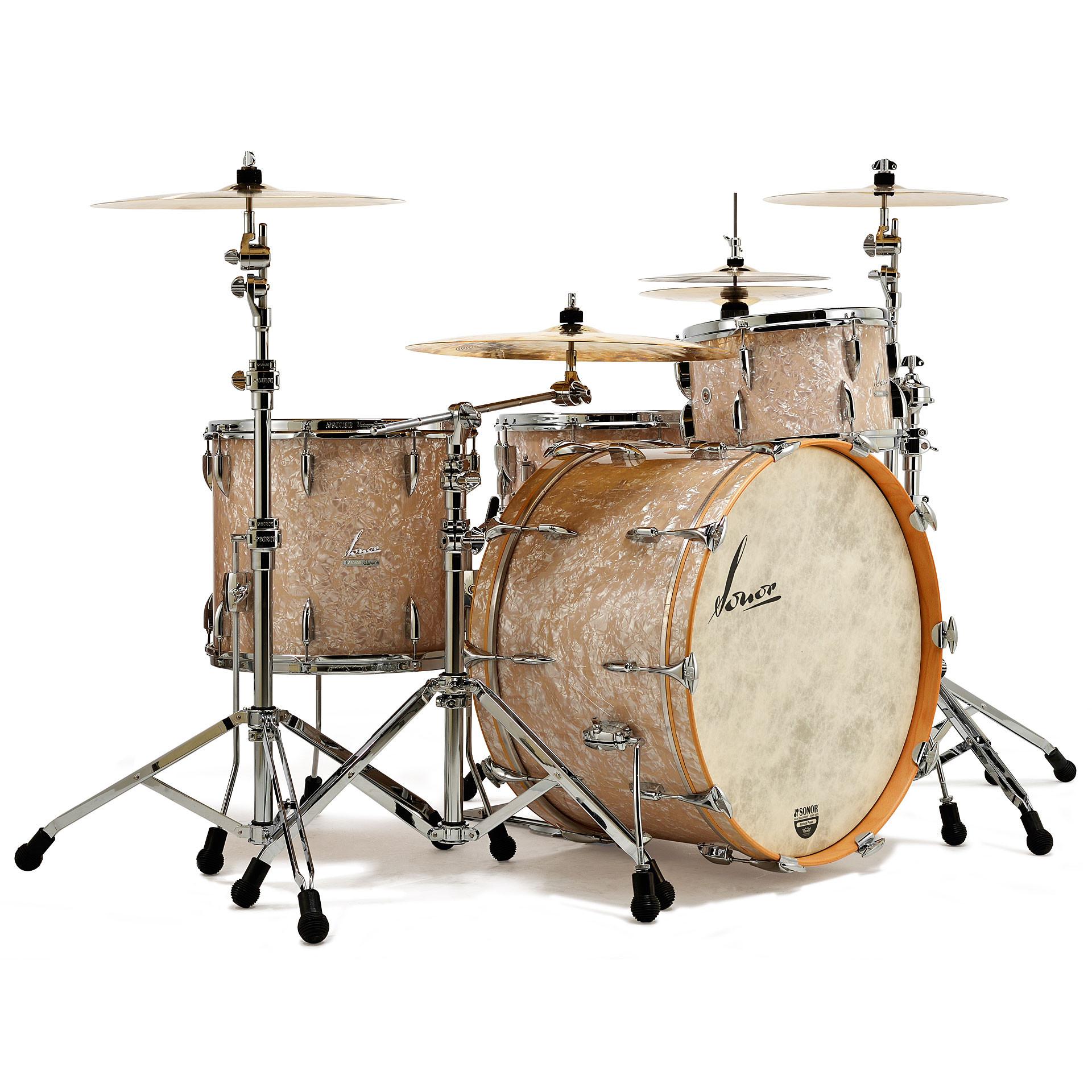 Sonor Vintage Series - Vintage Pearl Trommesæt