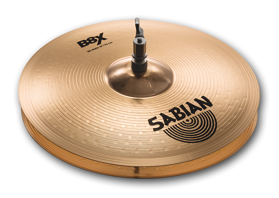 "Image of   Sabian 14"" B8X Hi-hat"