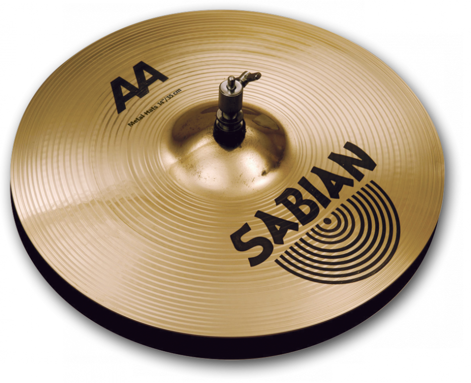 "Image of   Sabian 14"" AA Metal Hi-hat"
