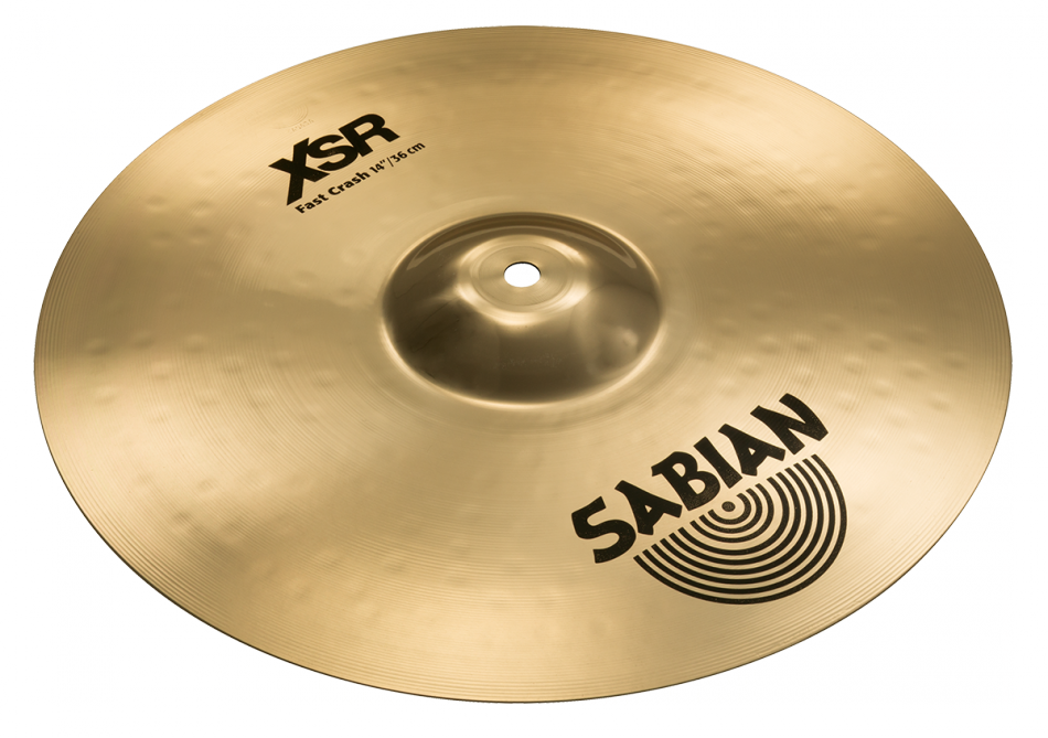 "Image of   Sabian 14"" XSR Fast Crash"