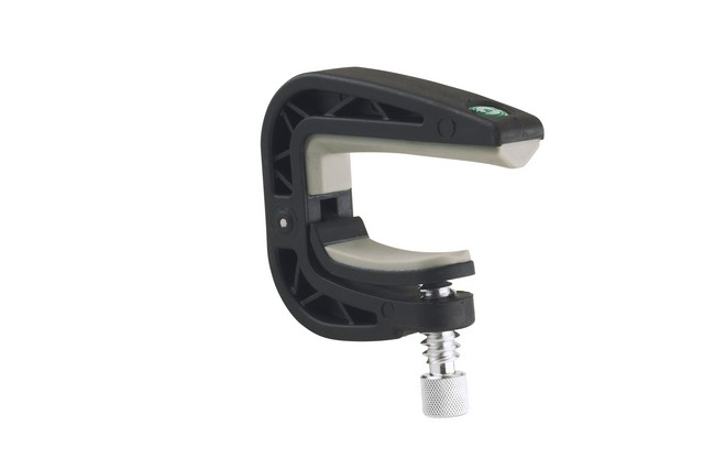 Image of   K&M Guitar Capo (Buet Fingerboard) Sort