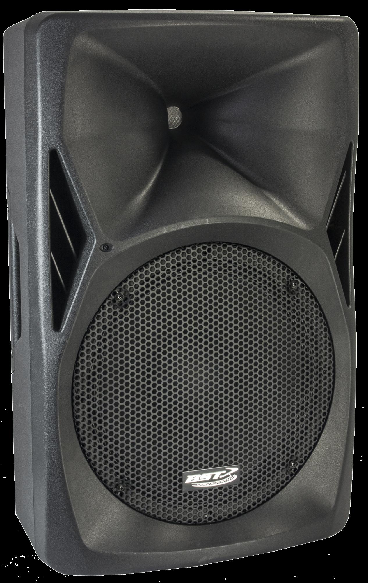 """Aktiv højttaler med: USB/SD, FM RADIO + BLUETOOTH 12"""" 500W"""