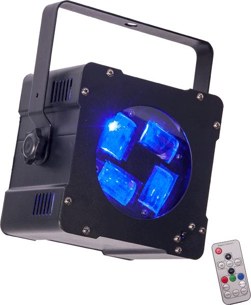 Image of   IBIZA RGBW CREE LED lys effekt