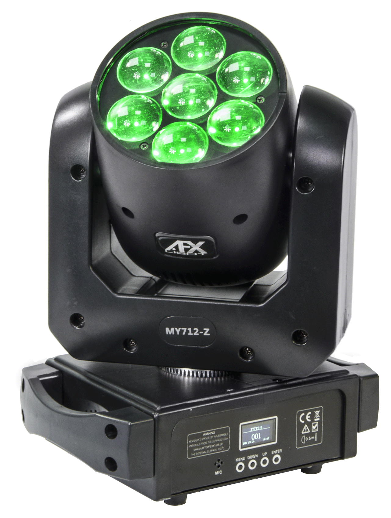 Image of   AFX Led Zoom movinghead