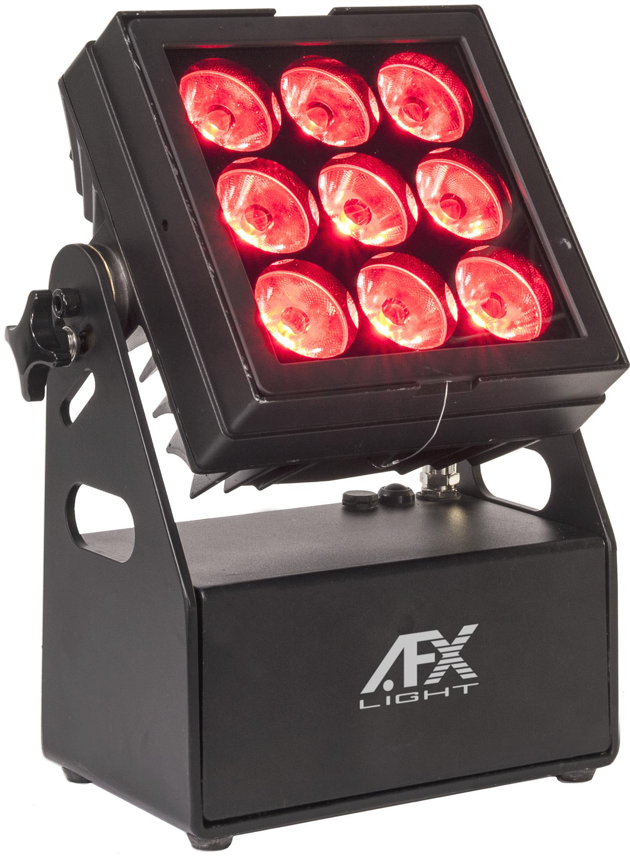 Image of   AFX Udendørs Batteri Projector