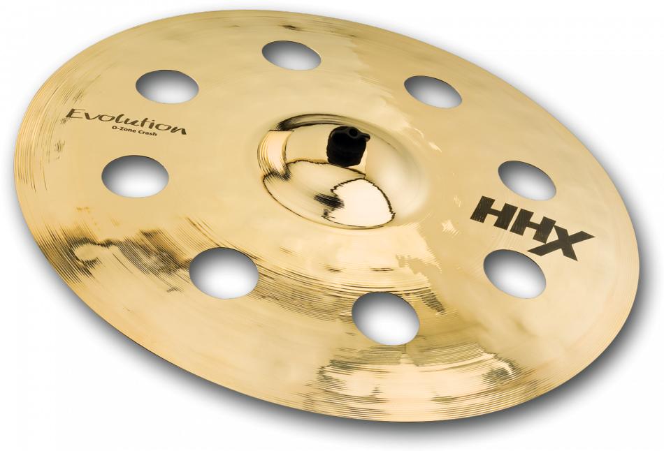 "Image of   SABIAN 16"" HHX Evolution O-Zone Crash Brilliant Finish"