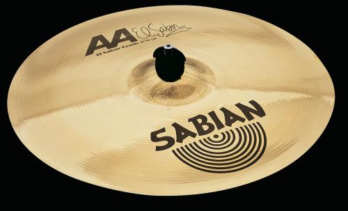 """Sabian 16"""" AA El Sabor Crashbækken"""
