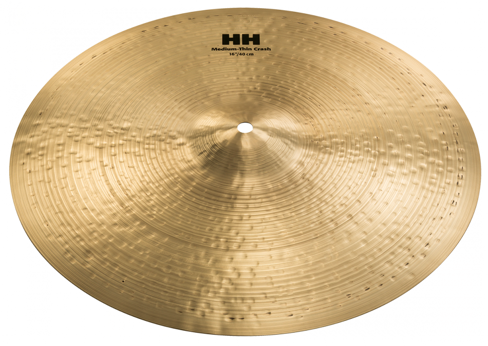 "Image of   Sabian 16"" HH Medium-Thin Crash"