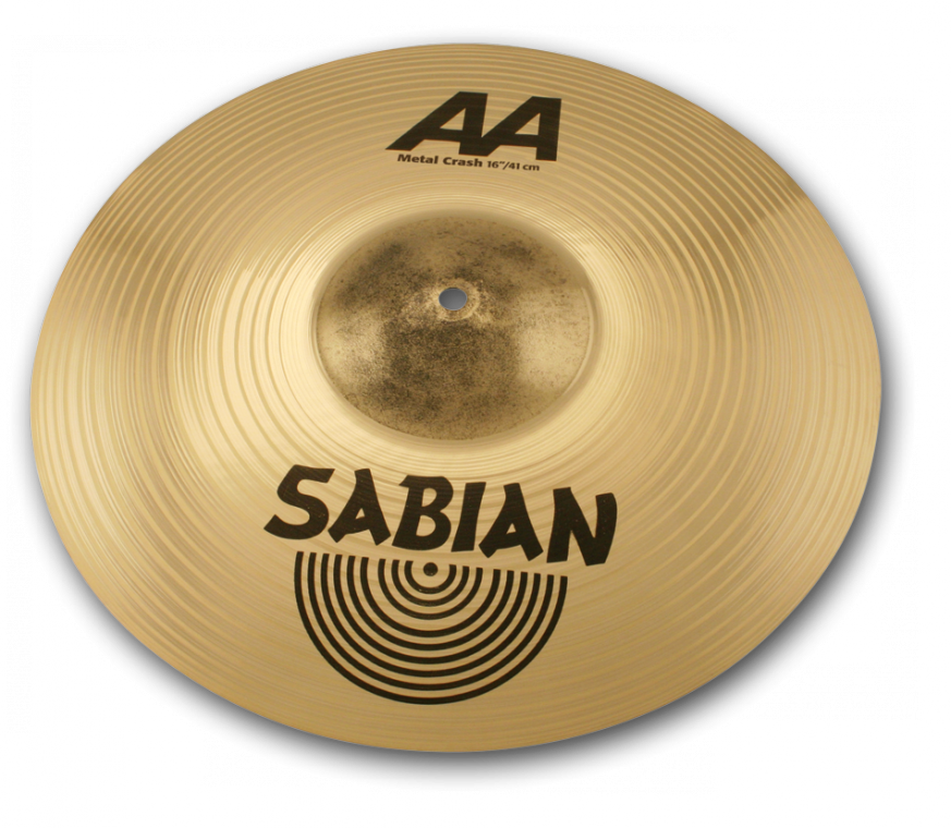 "Image of   Sabian 16"" AA Metal Crashbækken"