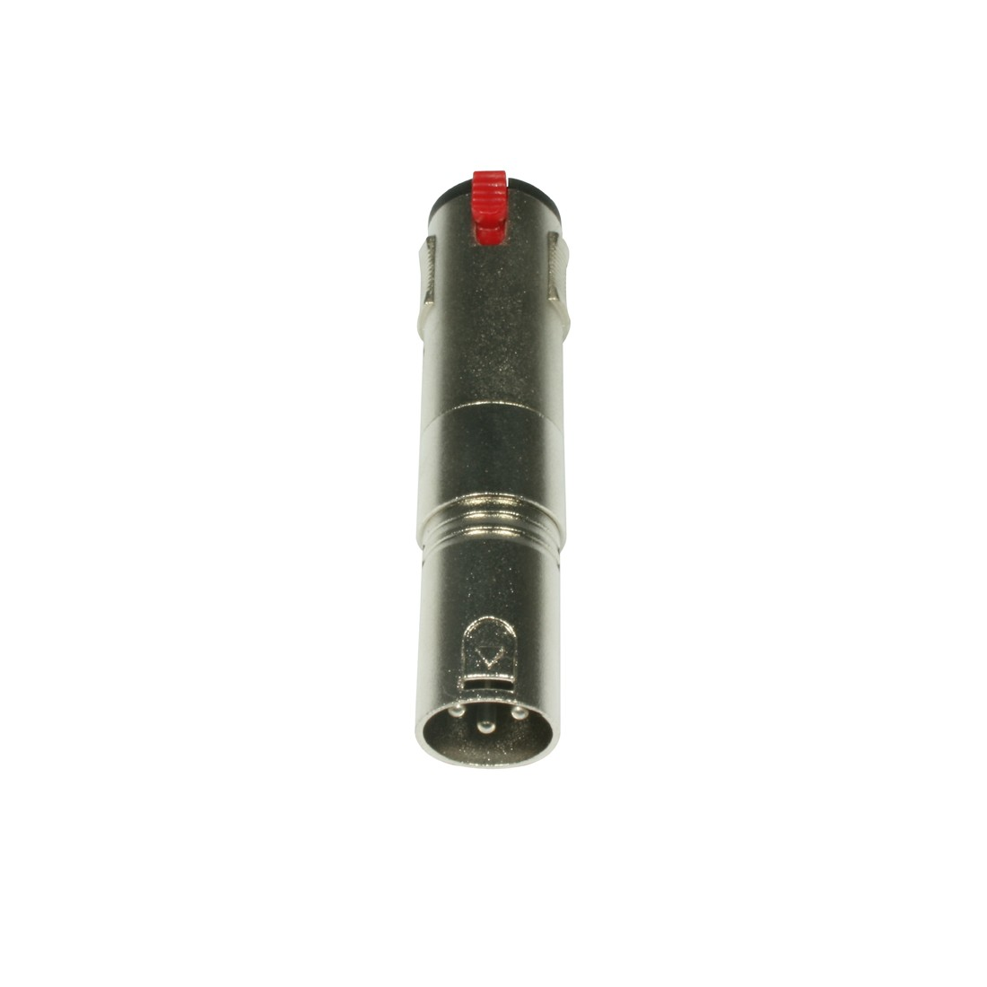 Image of   XLR han 3pol til Jack hun 6,3 stereo adapter