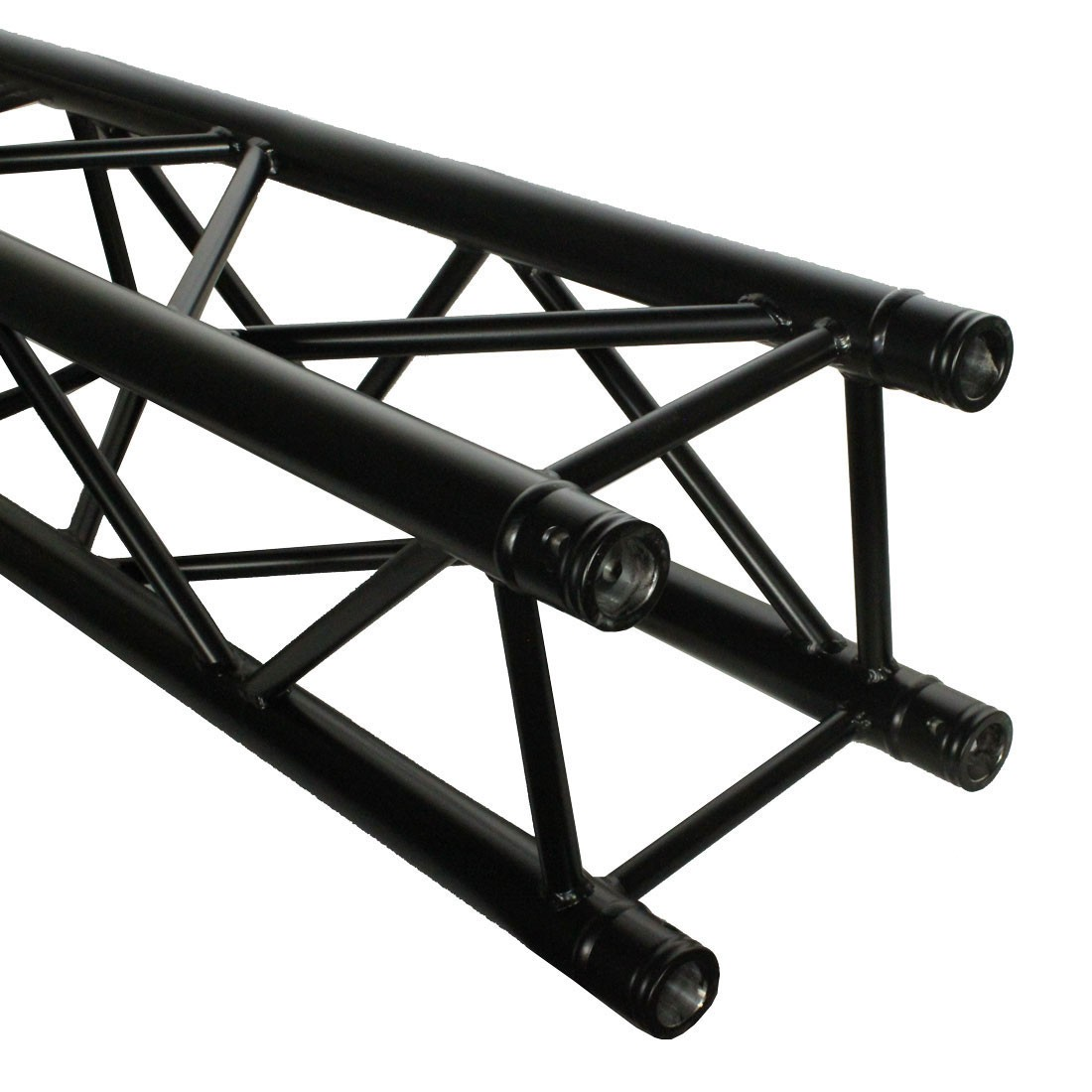 Truss 29x29 cm Matt Black