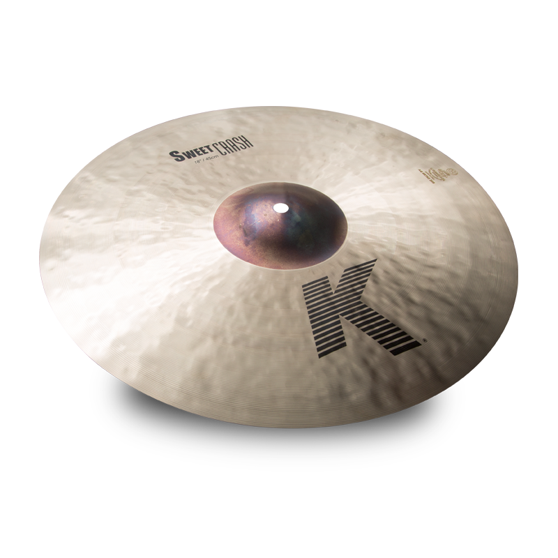 "Image of   Zildjian 18"" K Sweet Crashbækken"