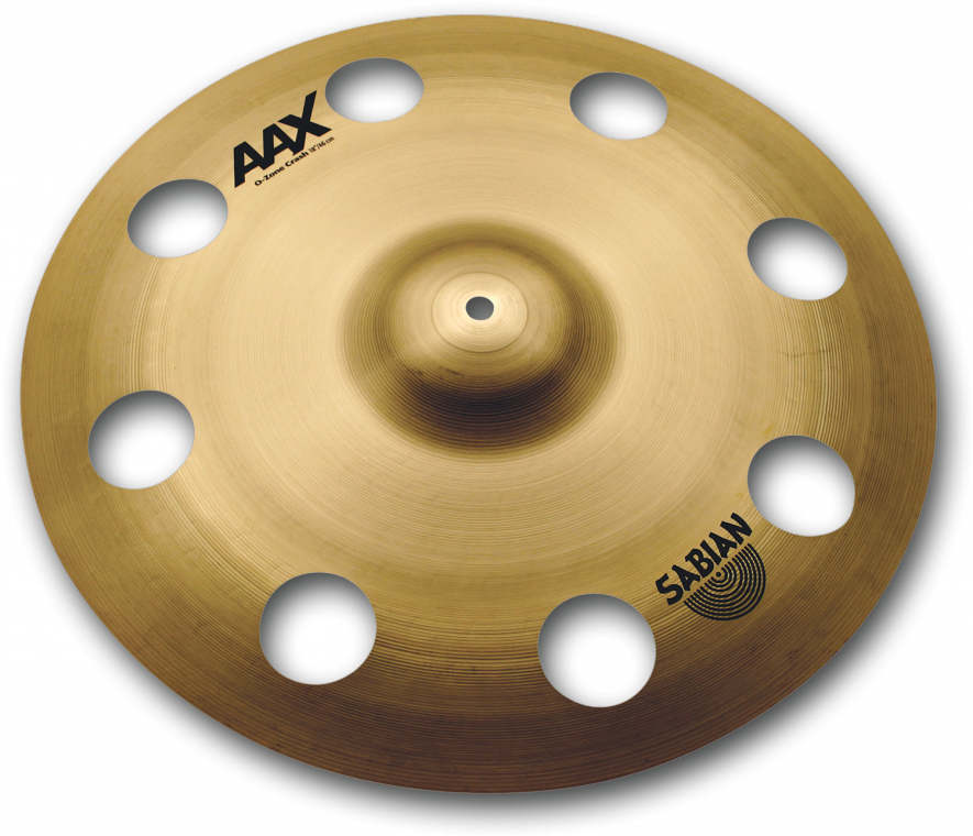 "Image of   Sabian 18"" AAX O-Zone Crash"