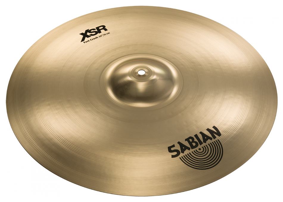 "Image of   Sabian 18"" XSR Fast Crash"