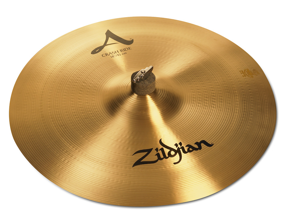 "Image of   Zildjian 18"" A Crash/Ridebækken"