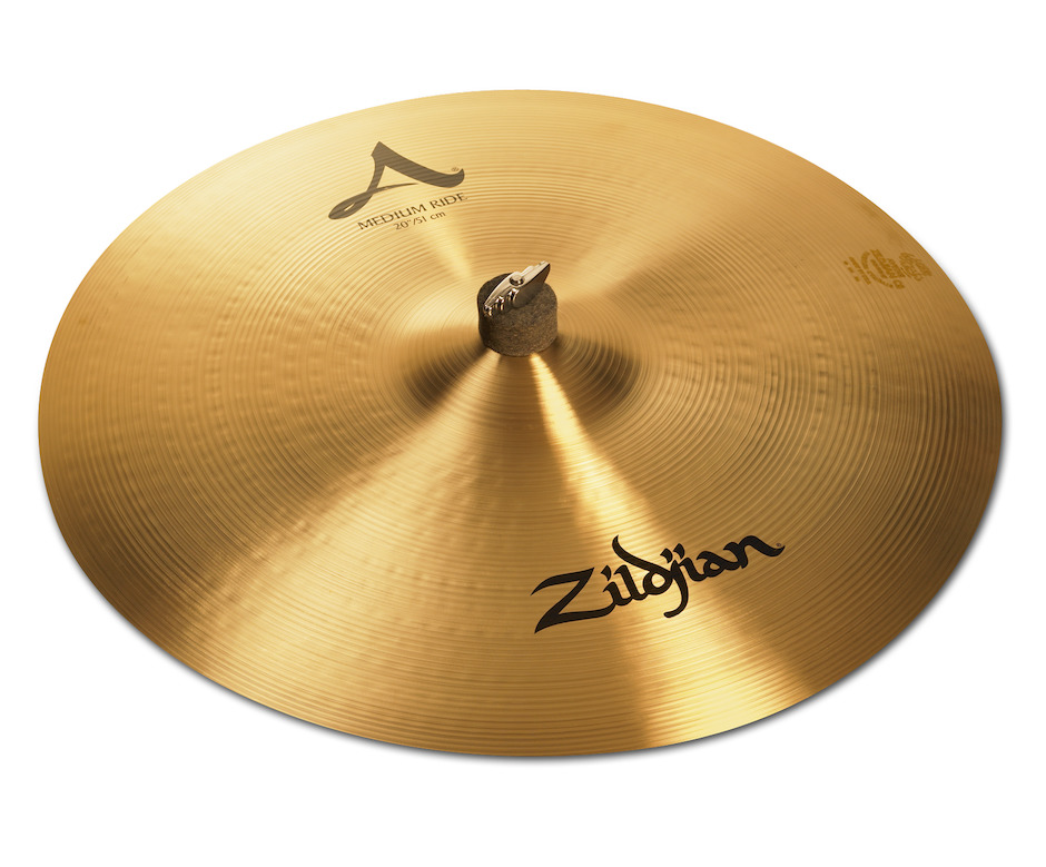 "Image of   Zildjian 20"" A Medium Ridebækken"
