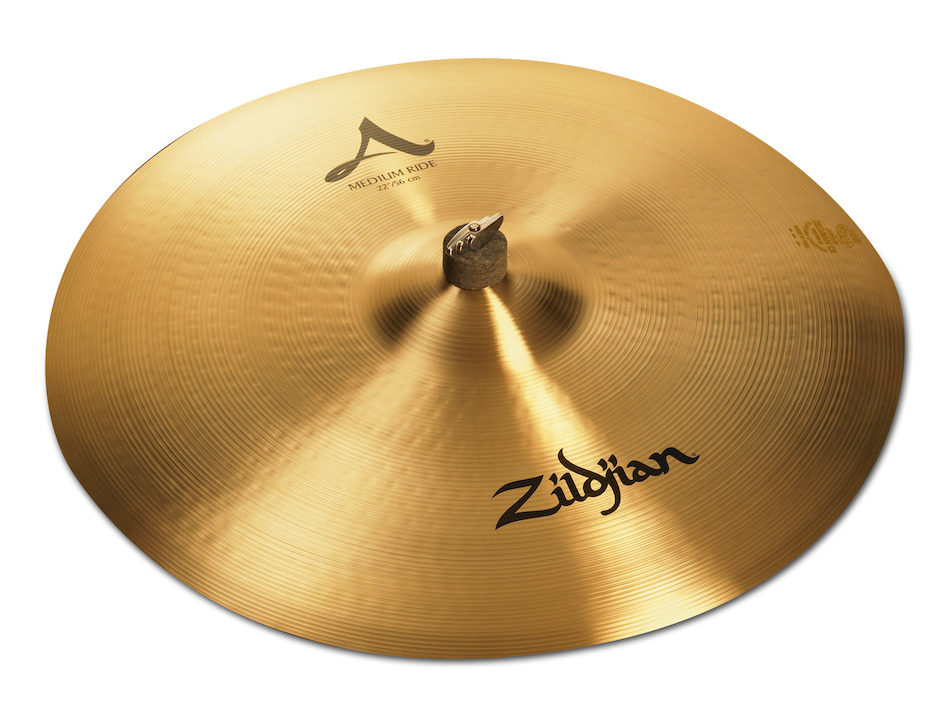 "Image of   Zildjian 22"" A Medium Ridebækken"