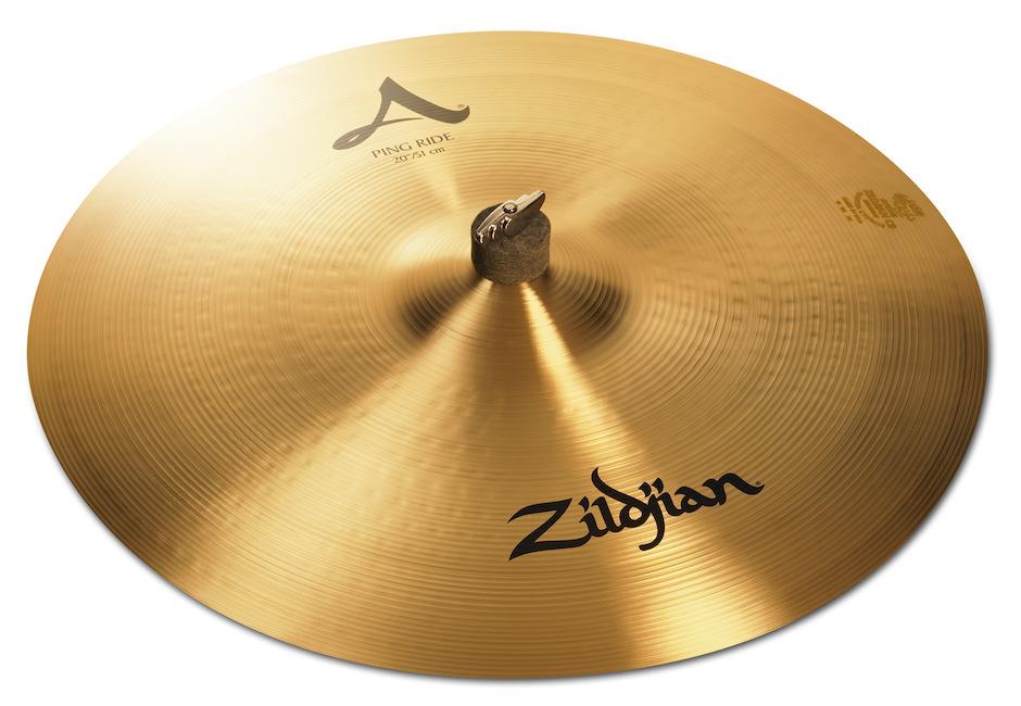 """Image of   Zildjian A Ping 20"""" Ridecymbal"""