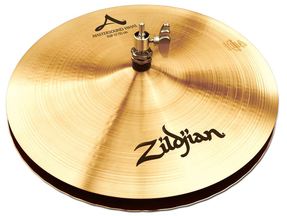 "Image of   Zildjian 13"" A Mastersound Hi-hat"