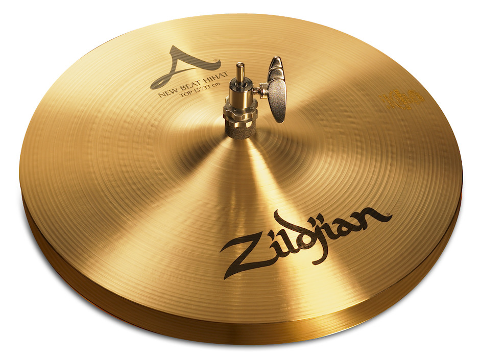 "Image of   Zildjian 13"" A New Beat Hi-hat"
