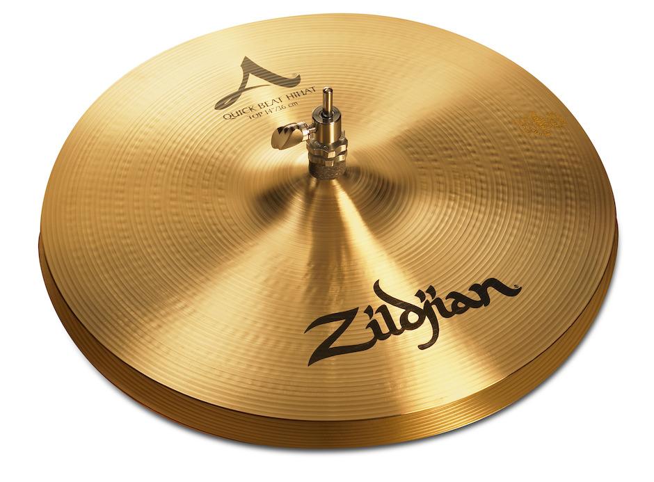 """Image of   Zildjian 14"""" A Quick Beat Hihatbækken"""