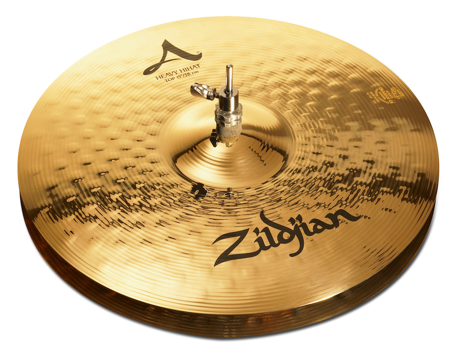 """Image of   Zildjian 15"""" A Zildjian Heavy Hihatbækken"""