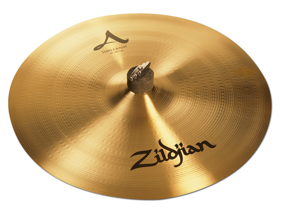 "Image of   Zildjian 16"" A Thin Crashbækken"