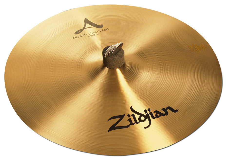"Image of   Zildjian 16"" A Medium Thin Crashbækken"