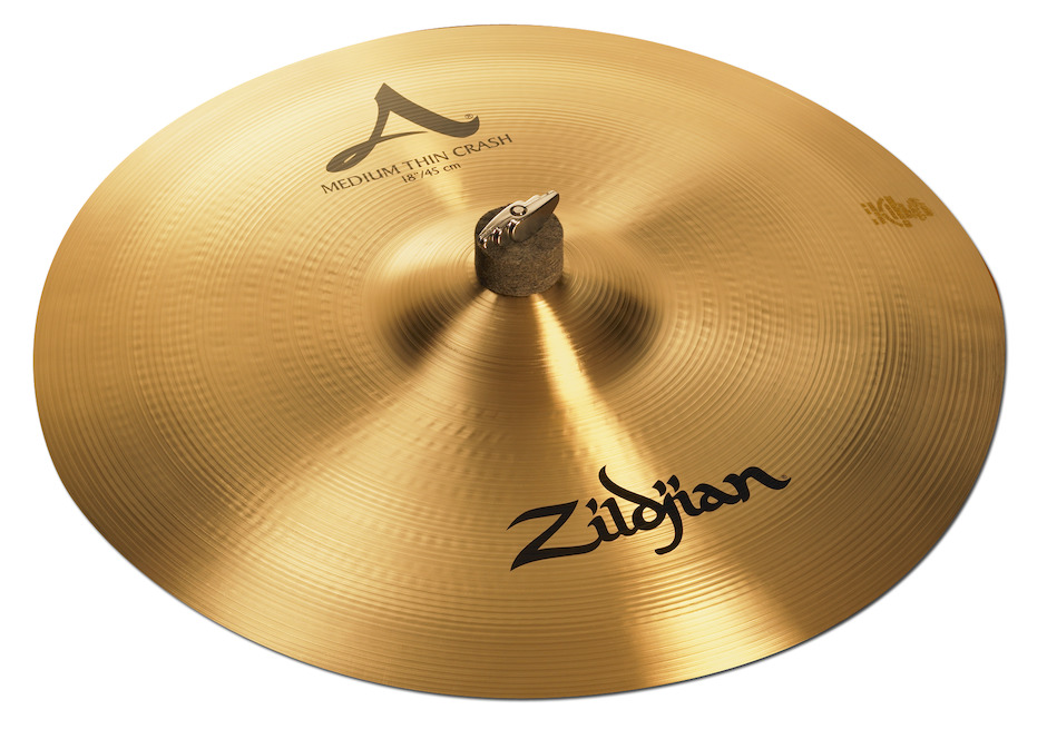 "Image of   Zildjian 18"" A Medium Thin Crashbækken"