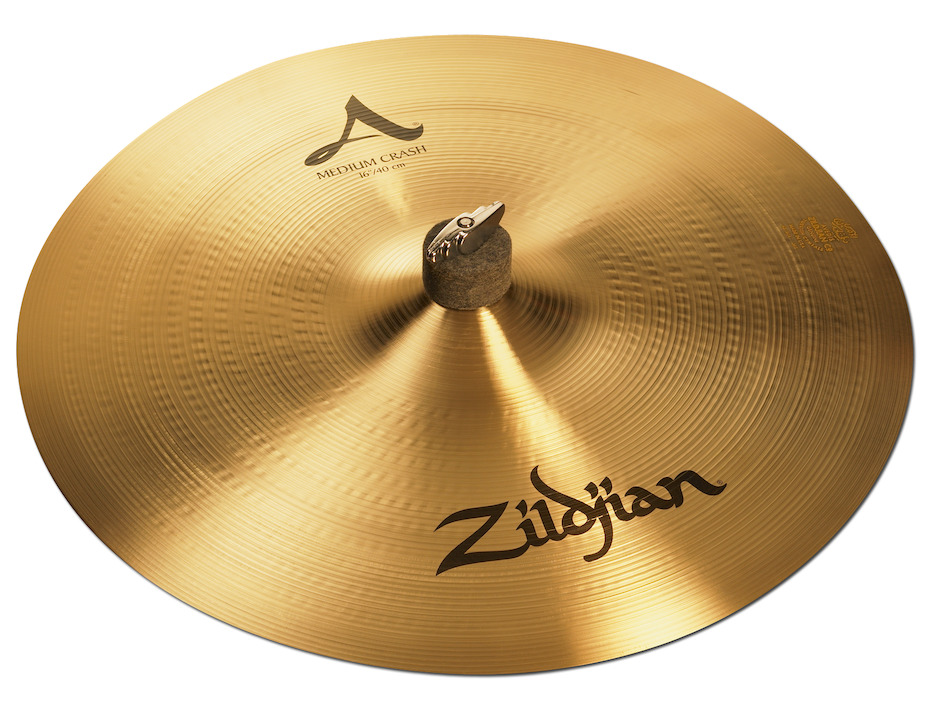 "Image of   Zildjian 16"" A Medium Crashbækken"