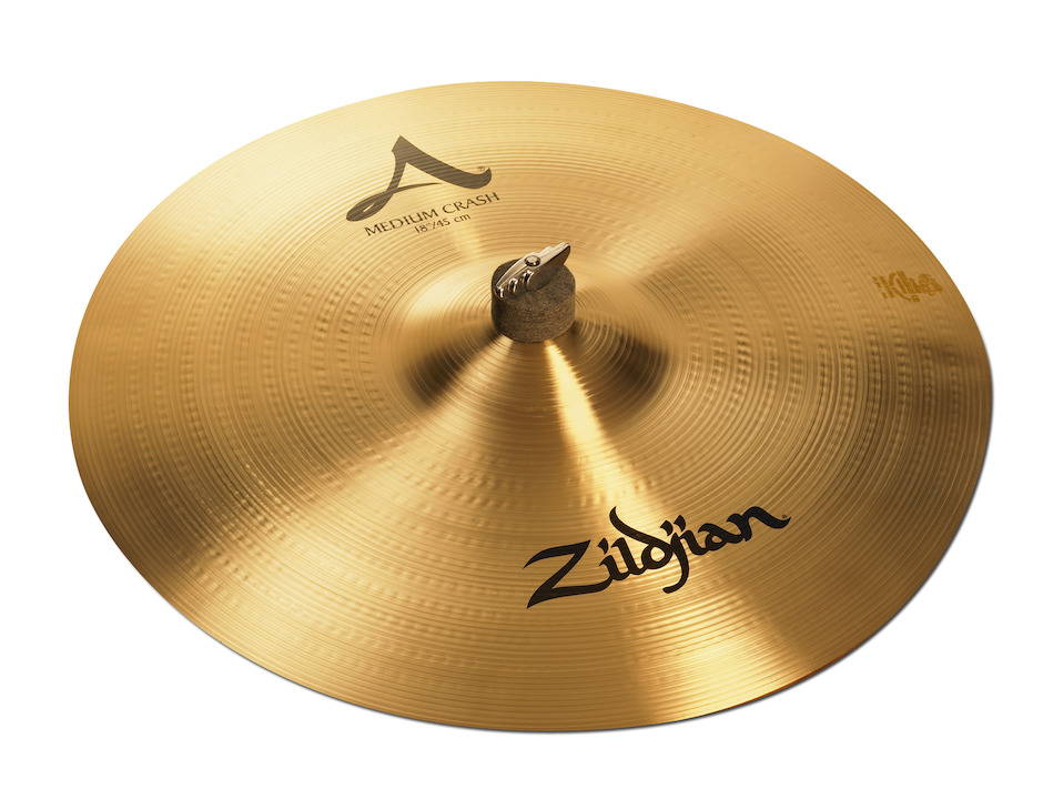 "Image of   Zildjian 18"" A Medium Crashbækken"