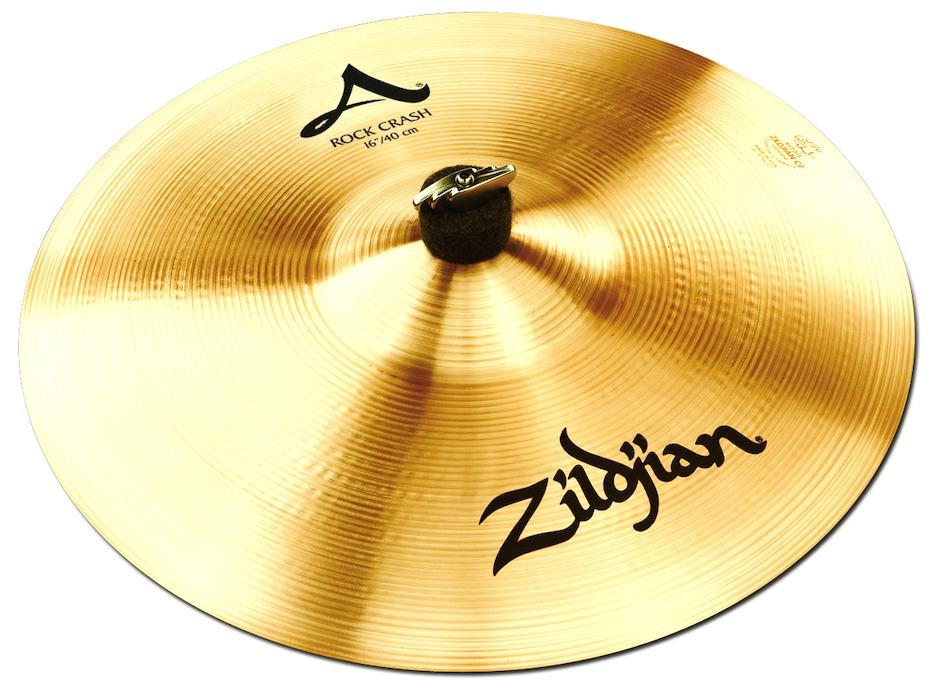 "Image of   Zildjian 16"" A Rock Crashbækken"