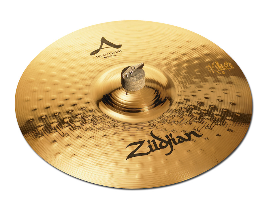"Image of   Zildjian 16"" A Heavy Crashbækken"