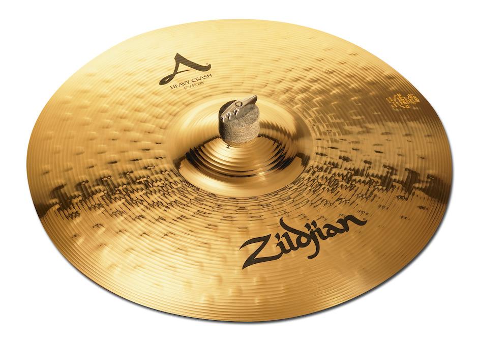 """Zildjian 17"""" A Zildjian Heavy Crashbækken"""